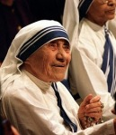 Blessed Mother Teresa of Calcutta Poem - It's Between You and God